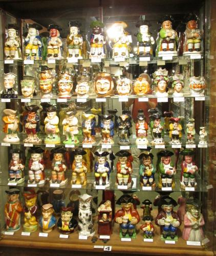 the American Toby Jug Museum