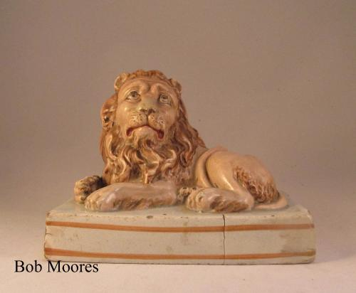 Wood and Caldwell lion c1820