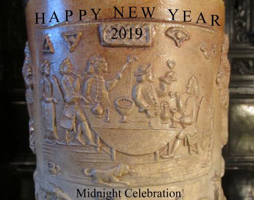 Happy New Year - wishing you all a prosperous 2019